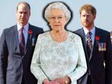 La reina Isabel retoma labores previo al funeral del príncipe Philip ¿cómo será el encuentro entre William y Harry?