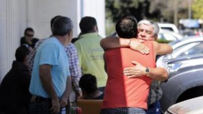 Inicia identificación de cuerpos de avión siniestrado en Chile