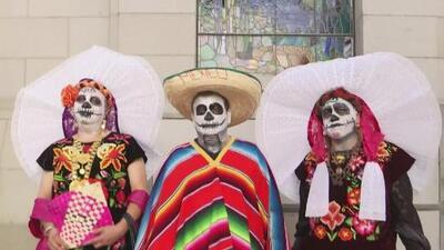 Celebremos el tradicional día de muertos en Hollywood con una mega fiesta