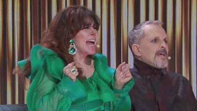 No te puedes perder a Verónica Castro cantando 'La cucaracha'