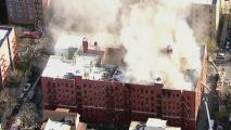 Aumenta a 21 el número de personas heridas en un incendio en Jackson Heights, en Queens