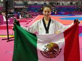 Oro para Daniela Souza y plata para Brandon Plaza en taekwondo