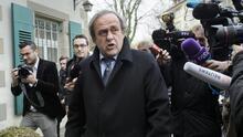 UEFA confirma presencia de Platini en congreso que designará a su sucesor