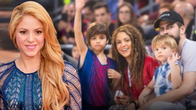 Shakira cuenta qué es lo peor de ser una madre famosa y cómo trata que sus hijos no sufran cuando está lejos
