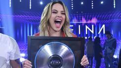 Yennis Bencosme es la gran ganadora de Reina de la Canción
