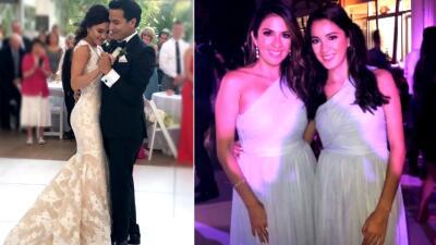 En fotos: así vivió Maity Interiano la romántica boda de su hermano Ernesto