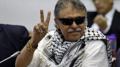 Corte Suprema de Justicia de Colombia dicta orden de captura contra 'Jesús Santrich' con fines de indagatoria