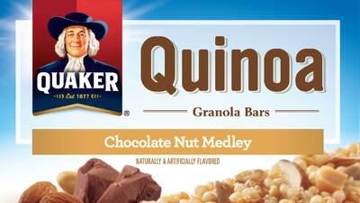 Quaker retira del mercado sus barras de quinoa por riesgo de contaminación con listeria