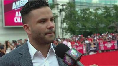 José Altuve, orgulloso de hacer parte de un nuevo Juego de Estrellas de la MLB