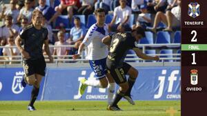 Egea ya 'perdonó' a Oswaldo Alanís: el ex Chivas reaparece con Oviedo ante Tenerife