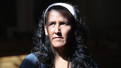 El fantasma de la deportación acecha, una vez más, a la activista proinmigrante Jeanette Vizguerra
