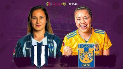 ¡Entre revancha o maternidad! Rayadas y Tigres van por el título de la Liga MX Femenil