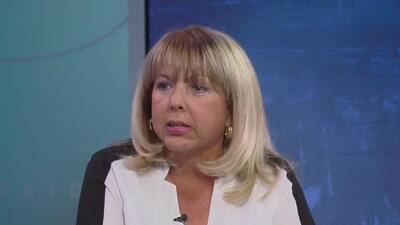 Idania Llanio, exaspirante a la Alcaldía de Sweetwater, revela que apoyará al candidato José M. Díaz en la segunda vuelta