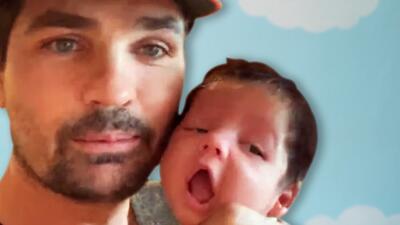 """""""Adiós Dante, adiós mi amor"""": las imágenes más tiernas del fallecido hijo de Ferdinando Valencia"""