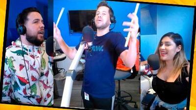 La Gozadera con los Pichy Boys es el show #1 de la radio en Miami