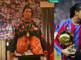 Ronaldinho anuncia que sacará canción en homenaje a su madre