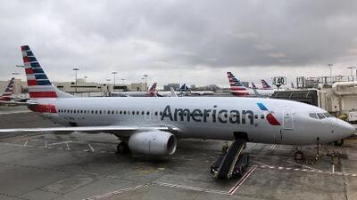 American Airlines pide a la administración Trump no usar su aerolínea para separar a niños migrantes de sus padres