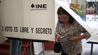 México: datos preliminares muestran la caída del PRI y el resurgimiento del PAN