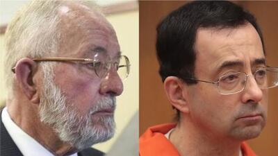 Exdirector de Larry Nassar es declarado culpable de negligencia