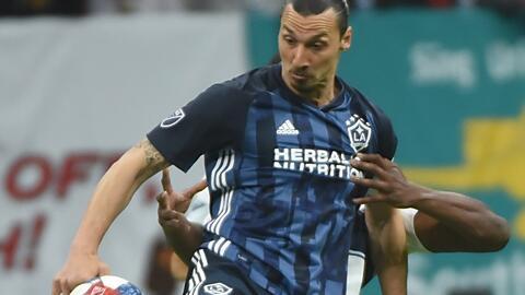 """Zlatan como embajador de la MLS: """"me alegra ser parte del progreso"""""""