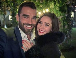 Marcus Ornellas y Ariadne Díaz posponen su boda