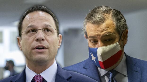 """No sé si necesito enviarle un psiquiatra"": Fiscal general de Pensilvania se despacha contra Ted Cruz"