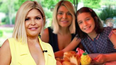 La hija de Itatí Cantoral celebró su cumpleaños junto a Julia, la hija de Mayrín Villanueva