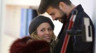 Shakira y Piqué están tan enamorados que hasta se visten iguales