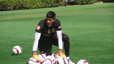 """""""Lalo"""" Fernández, nuevo arquero de Tigres: """"Es un orgullo decir que fui formado en MLS"""""""