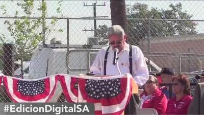 Edgewood ISD realiza ceremonia en honor a los héroes caídos