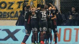 San Lorenzo vuelve a ganar y es líder de la zona 1 del fútbol argentino