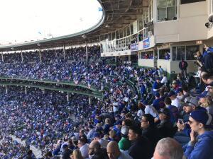 """Los Cubs lograron una victoria en su """"Opening Day"""""""