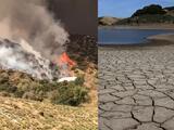 Sequía en California empeora y las pocas lluvias no brindan alivio