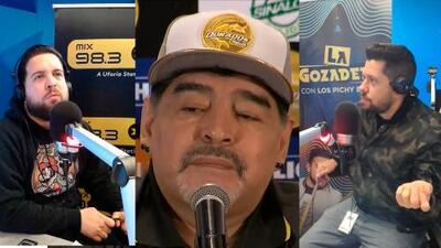 Maradona da primeras declaraciones como técnico de Dorados y Los Pichy Boys analizan su futuro