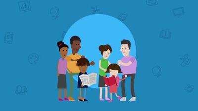 En 1 minuto te explicamos cómo apoyar el aprendizaje de tus hijos en el hogar