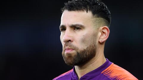 Nicolás Otamendi confía en la remontada del Manchester City sobre el Tottenham