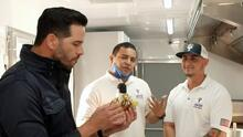 Un concepto latino y lleno de sabor: Chef Yisus visitó a dos inmigrantes venezolanos para conocer su negocio