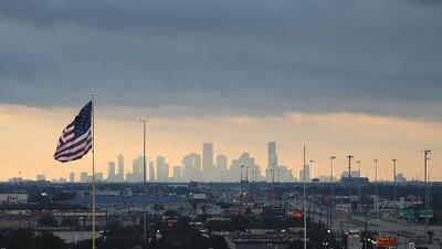 Posibilidades de lluvia para esta noche de jueves en Houston