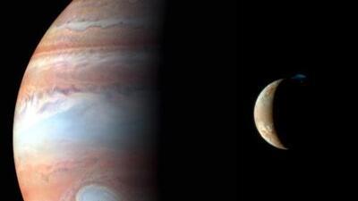 Busca un Júpiter brillante esta noche
