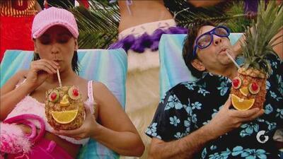 La Familia P. Luche | Ludovico y Federican imaginan unas vacaciones en Hawái