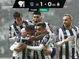 Monterrey sufre para avanzar a Semifinales de Copa MX