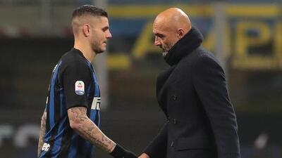 ¡Un dolor de cabeza! Icardi pasó de ser un capitán a un problema para el Inter de Milan