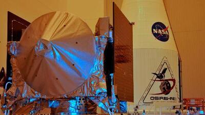 OSIRIS REx busca rastros de la formación del sistema solar en un asteroide