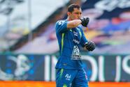 Aficionados de León dejan mensaje a Rodolfo Cota
