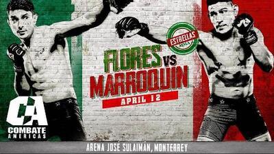'El Negro' Marroquín y 'Gallito' Flores encabezan la espectacular cartelera 'Estrellas' en Monterrey