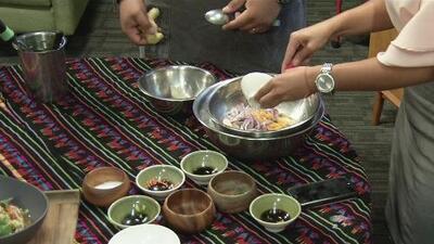 Te explicamos cómo hacer un delicioso ceviche al estilo peruano en pocos minutos