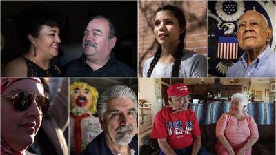8 latinos reaccionan al triunfo de Donald Trump