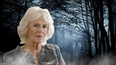 10 años después de la muerte de Lady Diana, un fantasma congeló a Camilla Parker (y no es broma)