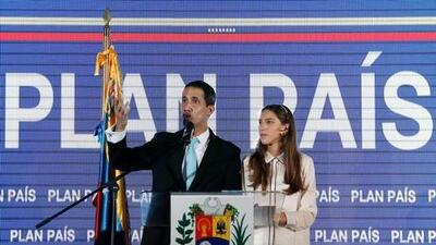 Venezuela's Guaidó to announce national reconstruction plan 'for the day after'
