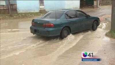 Las ciudades fronterizas de Acuña y Del Rio se preparan para posibles inundaciones